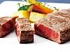 国内産牛肉厚サーロインステーキ