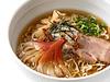ホッキ醤油(じょうゆ)ラーメン