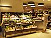 青森野菜を展開する野菜コーナー