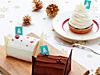 25日限定販売の1人用クリスマスケーキ