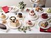 「パティスリー キハチ」のクリスマスケーキ7種、予約受け付け開始