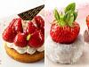 新宿小田急で「春を運ぶ~いちごフェア」-イチゴを使ったロールすしなど9種
