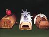 ショコラティエ、ジャン=ポール・エヴァンの2005年クリスマスケーキ