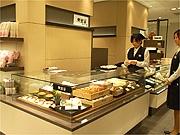 こだわりの餡と生地で伊勢丹限定「御笠山」−文明堂新宿店