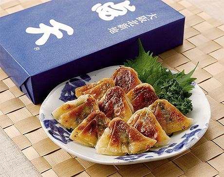 伊勢丹吉祥寺店で「おいしいものフェア」−点天の餃子、御菓蔵のおかきなど