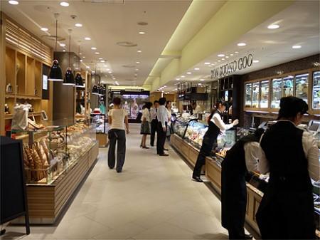 新「銀座三越」の食品売り場に「フレッシュマルシェ」−「作る楽しみ」提案