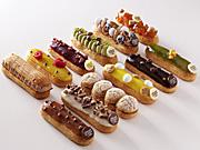 パリのエクレア専門店「レクレール・ドゥ・ジェニ」、日本橋・横浜高島屋に同時オープン