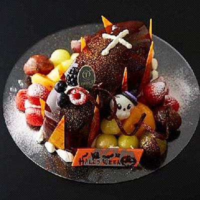 西武池袋本店で「ハッピーハロウィン」−生ケーキからチョコ ...