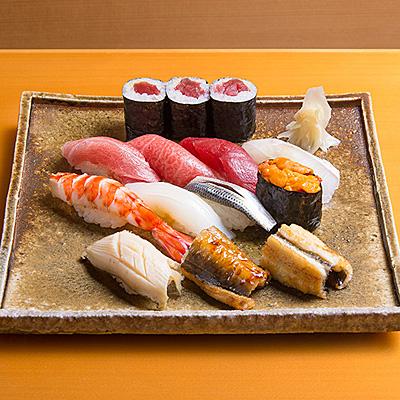 西武池袋本店で「寿司・弁当とうまいもの会」−「銀座久兵衛 ...