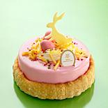 大丸東京店で「ハッピーイースターフェア」−ウサギや卵モチーフの限定スイーツ40種