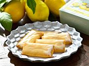 焼き菓子専門店「ビスキュイテリエ ブルトンヌ」、レモン風味の春夏限定サブレ