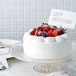 「パティスリー キハチ」にカスタマイズできるケーキ登場−組み合わせは240通り