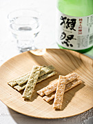 「獺祭50」を使った米菓子第2弾「獺祭アソート恵megumi」 十火 JUKKAから発売