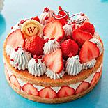 銀座三越でXマスケーキ予約受け付け−「輝き続ける未来へ」をテーマに55種