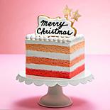 新宿小田急、クリスマスケーキ予約受け付け−「インスタ映え」強化し全38種