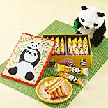 親子パンダをデザインした「パンダ プティ シガール」、「ヨックモック」限定3店で販売