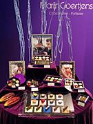 「京菓子處 鼓月」がベルギー「マレーン クーチャンス」と提携−チョコレート事業に本格参入