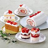 「パティスリー キハチ」で桜&イチゴスイーツ−ベリーヌ、モンブラン、ロールケーキなど