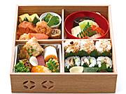 そごう横浜店で「京都老舗の会」−「濱登久」のおばんざいプレート、「祗園小石」の春パフェなど