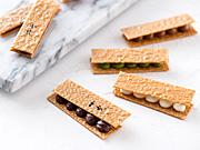 和と洋が融合、米菓&クリームの新商品「紗 sya」発売−「十火 JUKKA」で