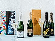 伊勢丹新宿店デパ地下でスパークリングワイン「フランチャコルタ」特集−100種超