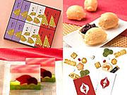 大丸東京店に干支「亥」和洋菓子21種−干支もなか、干支ようかんなど