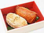 西武池袋本店「味の逸品会」で「いなり寿司博」−受験生必勝「南関揚げ」いなりも