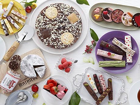 新宿小田急バレンタインイベント「ショコラ×ショコラ」−「シェアして楽しむ」がテーマ