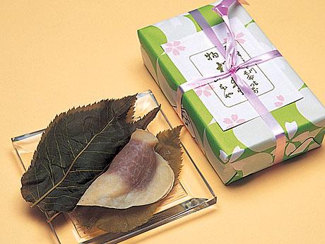 松屋銀座で「SAKURA FESTA」−関東・関西風「桜餅」食べ比べ、花見弁当など