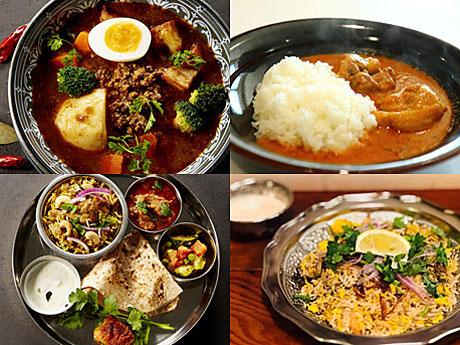 松屋銀座で「GINZA カレーなる7日間」−本格カレーから総菜・スパイスまで
