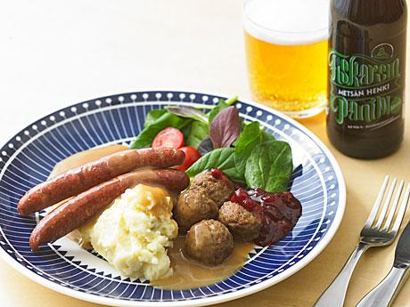 松屋銀座で「フィンランドフェア」−フィンランドの味を再現したイートインメニューなど