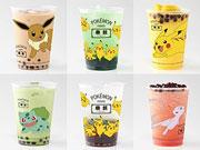 「糖朝」にポケモンの夏季限定タピオカドリンク−高島屋で順次販売