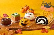 「コロンバン」でハロウィーン商戦−「ミイラ」「フランケン」など新作ケーキ4種