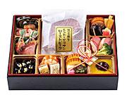 池袋東武、令和2年のおせち−豪華食材、シェフの技を盛り込んだ「贅沢おせち」など