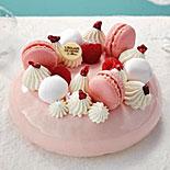高島屋・関東10店舗でXマスケーキ予約−「ブリリアント」をテーマに、77点