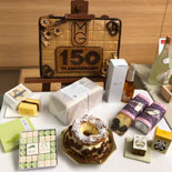 松屋銀座で創業150年記念「松屋の文化祭」−スイーツなど記念限定品続々