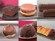 池袋東武で一足早いチョコレートの祭典「ショコラ マルシェ プチ」−「栗白鷺宝」など約30種
