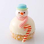 大丸東京店、おひとりさまクリスマスケーキ−トナカイ・雪だるま・ブーツなど