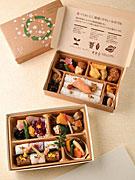 「神田明神下みやび」大丸東京店、「地球にやさしい」容器を使った「エコ弁」展開