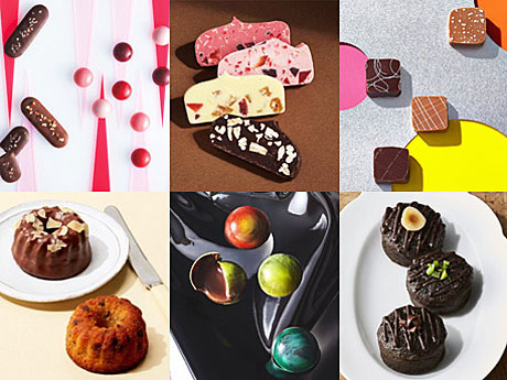 高島屋でバレンタイン催事「アムール・デュ・ショコラ」−多彩なチョコレート、限定スイーツ集結