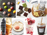 新宿小田急「ショコラ×ショコラ」100ブランド超−ブッシュフードを使ったチョコなど
