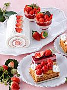 「パティスリー キハチ」で春のイチゴ&桜スイーツ−ひな祭り、ホワイトデー限定商品も