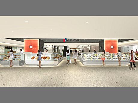 「渋谷ヒカリエ ShinQs」フードフロアに新「東横のれん街」、100店舗発表