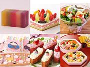 西武池袋本店デパ地下で「ひな祭り」−限定和菓子&ケーキ、ちらしずしなど