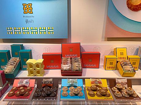 バタースイーツ専門店「バターステイツ」、西武池袋本店・大丸東京店にオープン