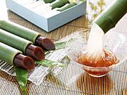 松屋銀座・浅草で「和菓子を楽しむ水無月」フェア−コロナ禍の祈りの「和菓子」