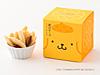 贅沢(ぜいたく)チーズ+アーモンド(ポムポムプリン)