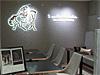 併設するカフェスペース