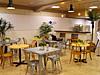 「ポタティス」カフェスペース