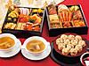 「崎陽軒」和中おせち 二段重 限定シウマイ・スープ付